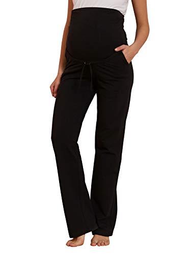 Vertbaudet Pantalon Yoga Grossesse et Post-Grossesse Noir 42/44