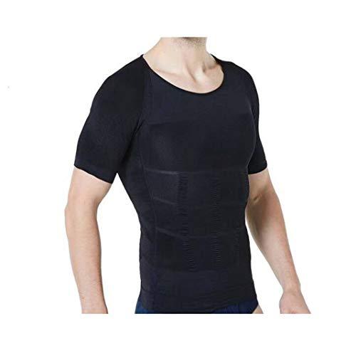 AMURAO T-Shirt Correcteur de Posture Corset Posters Ceinture pour Hommes Body Shaper Minceur Taille Formateur prix et achat