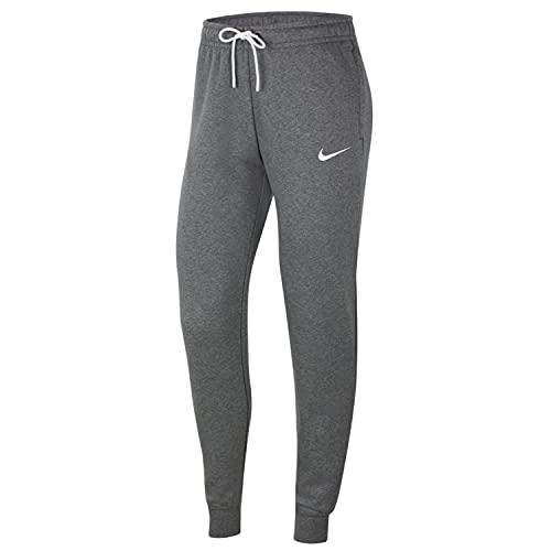 Nike Pantalon de survêtement Team Club 20 pour femme, Femme, Pantalon de survêtement, CW6961-071, Gris charbon/blanc/blanc, m prix et achat