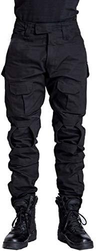FENG Pantalon tactique militaire pour homme - Camouflage - Adventure - Multi-poches - Respirant...