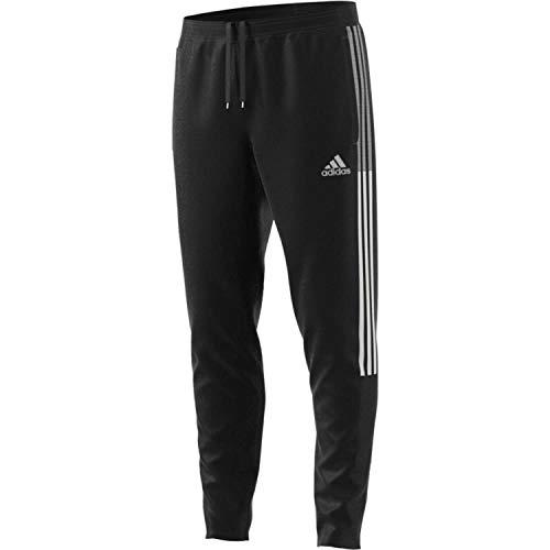 adidas Tiro 21 Woven Les Pantalons De Survêtement Homme, Noir, L