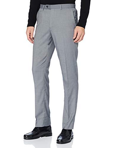 Marque Amazon - find. Pantalon Homme, Gris (Lt Grey), 32W / 33L, Label: 32W / 33L