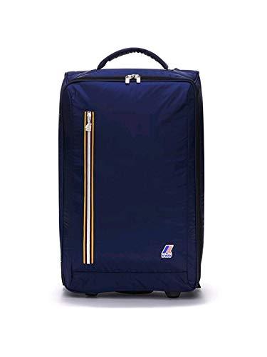 K-Way Trolley K-Pocket 8AKK1341, bleu