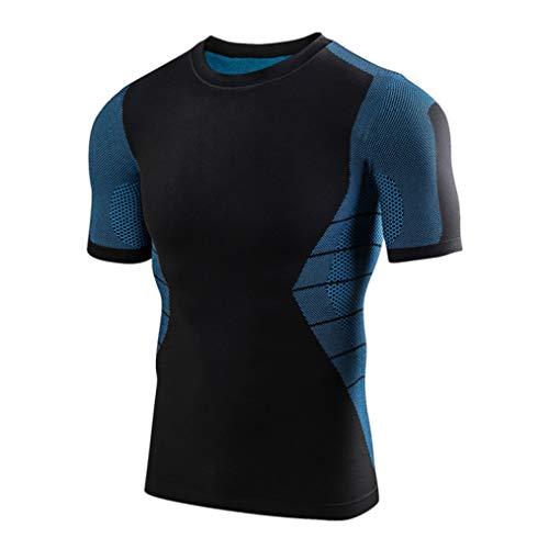 AMURAO Hommes Body Shapers Minceur Tops Shapewear T-Shirt Correcteur De Posture Serré Corset Corset prix et achat