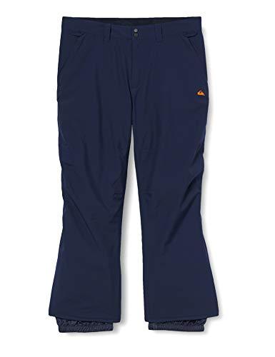 Quiksilver Arcade-Pantalon de Snow/Ski pour Homme, Navy Blazer, FR : M (Taille Fabricant : M)