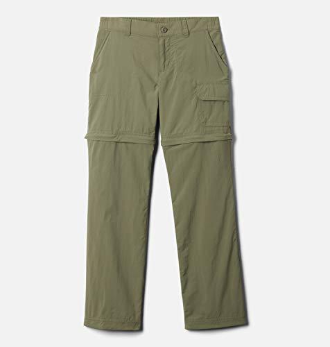 Columbia Silver Ridge IV, Pantalon de Randonnée Convertible, Filles