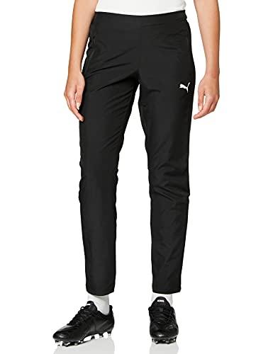 Puma Team Goal 23 Sideline Woven Pant W Pantalon de Jogging Femme, Black, XL prix et achat