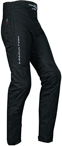 A-pro Pantalon de moto pour femme imperméable, Protections CE Termic, Taille 30