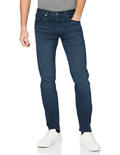 Levi's 501 Slim Taper Jeans, Key West Sand Tnl, 34W / 32L Homme