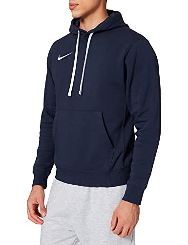 Nike Sweat à Capuche de Football en Molleton pour Homme, Taille M, Obsidienne/Blanc/Blanc CW6894-451 prix et achat