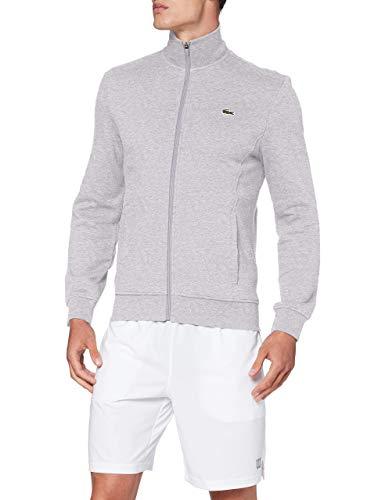 Lacoste SH1559 Sweatshirt, Argent Chine/Elephant, XS Homme prix et achat