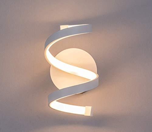 Osairous LED Applique murale, Lampe murale en acrylique blanc,...