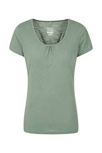 Mountain Warehouse T-Shirt Agra léger et Respirant pour Femme - Séchage Rapide, évacuation...