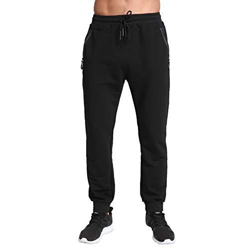 JustSun Jogging Homme Survetement Pantalons de Sport Homme Training Sportswear Bas Jogging...