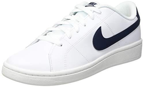 Nike Court Royale 2, Chaussure de Tennis Homme, White Obsidian, 42 EU