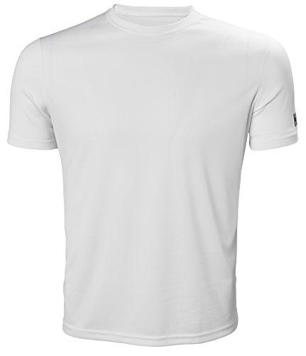 Helly Hansen HH Tech T-Shirt Technique Homme White FR: XL (Taille Fabricant: XL)