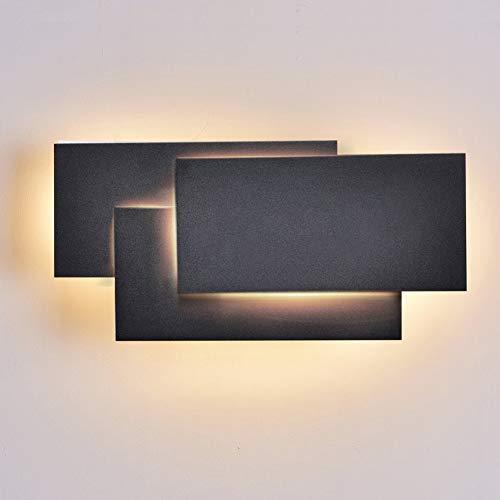 Ralbay Applique Murale Intérieur, 24W Moderne LED Applique...