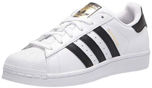 adidas Originals - Superstar, Baskets - Mixte Adulte - Blanc (Footwear White/Core Black/Footwear White 0) - 40 EU