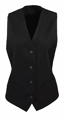 Premier - Veste de tailleur -  Femme noir Noir S - UK 10
