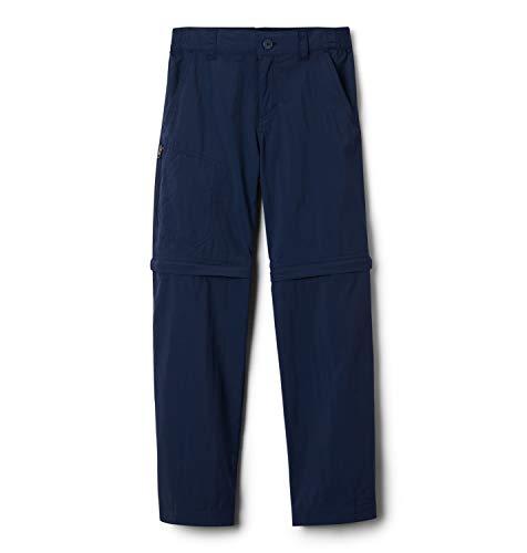 Columbia Silver Ridge IV Pantalon de randonnée Convertible Enfant Collegiate Navy FR: XXS...