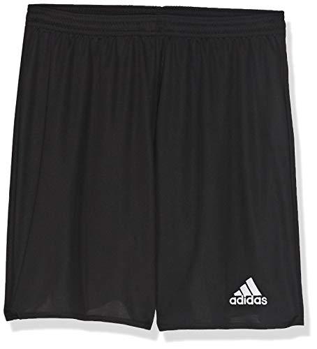 adidas Parma 16 Shorts Homme, Noir/Blanc, M