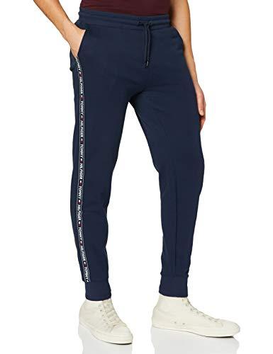 Tommy Hilfiger Track Pant HWK Bas De Pyjama, Bleu (Navy Blazer 416), M Homme