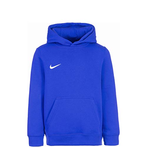Nike Y Hoodie PO FLC TM Club19 Sweat à Capuche Enfant Bleu Royal/ Bleu/ Blanc/ FR: XS (Taille Fabricant: XS)
