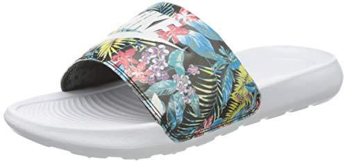 Nike W VICTORI One Slide Print, Chaussure de Piste d'athltisme Femme, Black White White White, 39 EU prix et achat