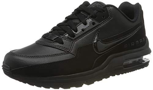 Nike Air Max Ltd 3, Chaussures de Running homme, Noir (black/black-black 020), 44 EU