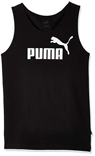 PUMA 851742 Débardeurs Homme Cotton Black FR : XL (Taille Fabricant : XL)