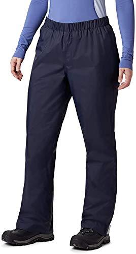 BenBoy Pantalon Imperméable Femme Respirant Pantalon de Pluie Coupe-Vent Pantalon de Montagne...