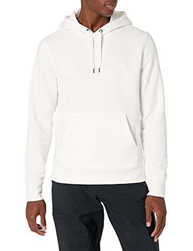 Amazon Essentials Hooded Fleece Sweatshirt Sweat-shirt, Blanc cassé, M prix et achat