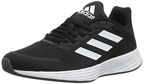 adidas Duramo SL, Chaussures de Running Compétition Femme, Noir Noir/Blanc FTWR/Gris Dove, 38 EU prix et achat