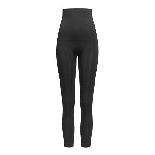Herzmutter Legging Amincissant - Taille Haute pour Femme - Pantalon Gainant - Soutien...