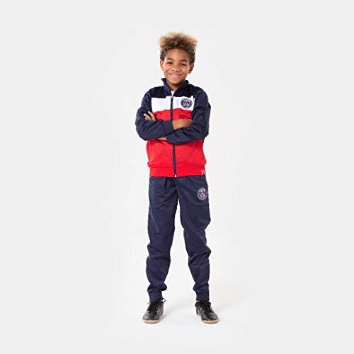 PARIS SAINT-GERMAIN Survêtement PSG - Collection Officielle Taille Enfant garçon 10 Ans