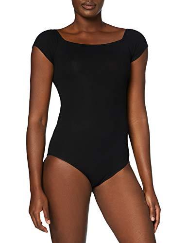 Marque Amazon - MERAKI Balm012 - Body - Femme, Noir (Black), M, Label: M