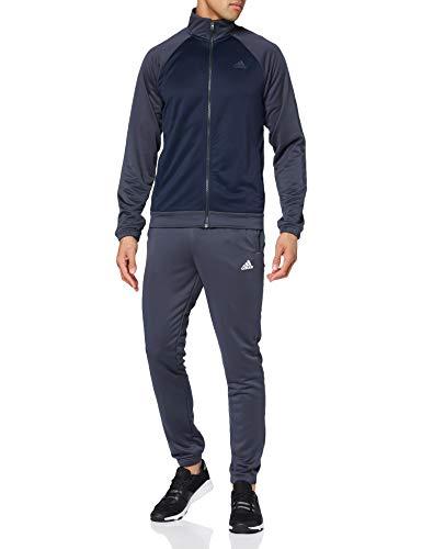 adidas Marker TS Survêtement pour homme, bleu (Azutra/Maruni), 168