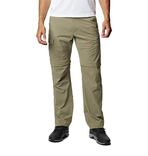 Columbia Newton Ridge, Pantalon de Randonnée Convertible Hommes