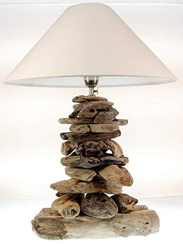 SEESTERN 1630 Lampe de Table en Bois flotté par Exemple 65 cm de Haut