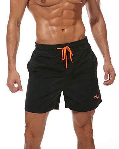 ZOXOZ Short Homme de Bain Plage Maillot de Bain Pantalons Courts de Beach étanche Séchage...