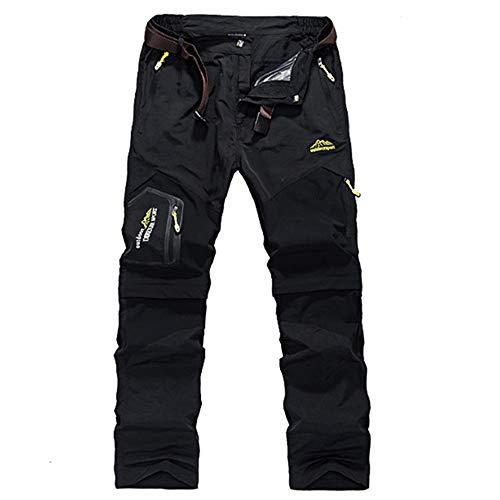 OEAK Pantalons de Travail Homme Cargo Pantalons Battle Homme Treillis Militaire Multi Poches...