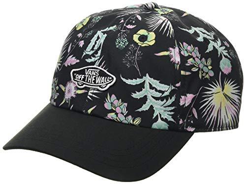 Vans Court Side Printed Hat Capuchon, Noir Califas, Taille Unique Femme