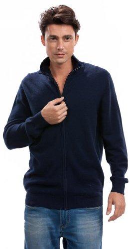 Citizen Cashmere Gilet Homme - 100% Cachemire (Marine), L (42 103-03-03) prix et achat