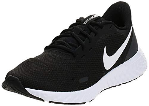Nike Revolution 5, Chaussures de Running Compétition Femme, Noir (Black/White-Anthracite 002), 37.5 EU prix et achat
