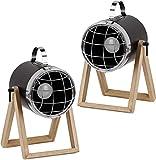 BRUBAKER : Lampe de table/de chevet
