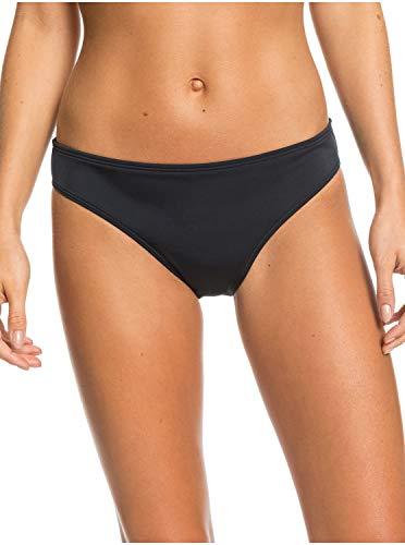Roxy Body - Bas de Bikini couvrance Naturelle - Femme - Noir (Anthracite), L