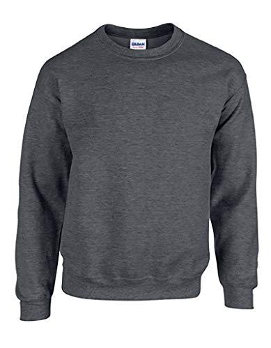 Sweat-shirt pour homme Gildan - Gris - Large