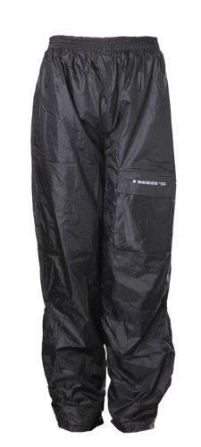 Sceed 42 185.081521.L 8152/1 Pantalon imperméable avec Doublure Noir Taille L