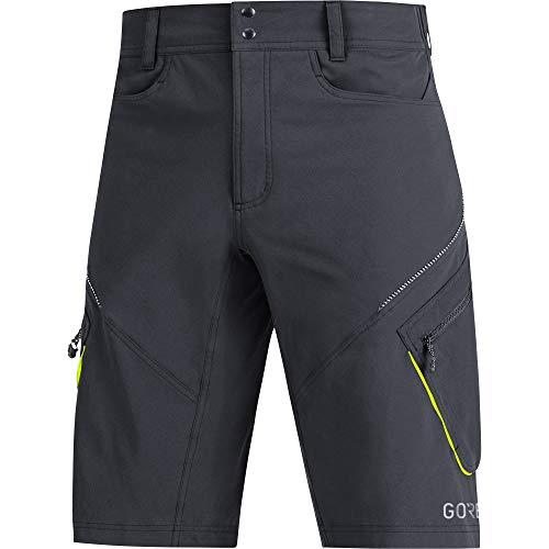 GORE Wear C3 Short pour homme, L, Noir