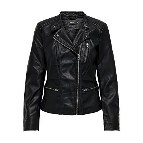 ONLY  15110802 - Veste - Femme -Noir (Black) - 44 FR prix et achat